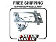 Prime Choice Auto Parts WR841812 Power Window Regulator With Motor