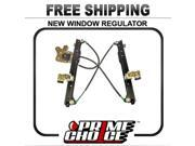 Prime Choice Auto Parts WR841581 Power Window Regulator With Motor