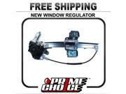 Prime Choice Auto Parts WR841813 Power Window Regulator With Motor