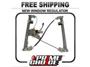 Prime Choice Auto Parts WR841970 Power Window Regulator With Motor