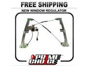 Prime Choice Auto Parts WR841432 Power Window Regulator with Motor