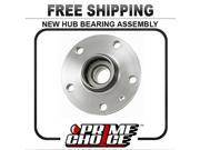 Prime Choice Auto Parts HB612338 Premium Hub Bearing Assembly - Rear