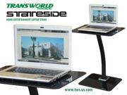 Stateside Portable glass/alloy  Laptop stand
