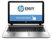 HP ENVY - 15t Touch (4th Gen Intel i7-4510U, 4GB NVIDIA GeForce GTX 850M, Full HD 1080p, 16GB RAM, Backlit keyboard, 48WHr Battery, BluRay Writer, AC WLAN Bluetooth) j100