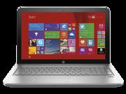 "HP Envy 15t Laptop, Intel Core i7-5500U Dual Core Processsor+NVIDIA GeForce 940M 2GB Discrete Graphics,1TB HDD,8GB Memory,15.6""Full HD WLED-backlit Display 1920x1080,SuperMulti DVD Burner,Windows 8.1"
