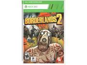 XBOX 360 Borderlands 2 Game Download Code Card