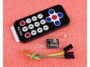 Infrared Wireless Remote Control Kits 38 KHZ for Arduino AVR PIC Raspberry Pi