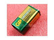 9V Greencell Nishika Battery Carbon Batteries 6F22 for Microphone Multimeter
