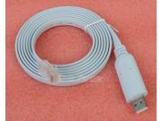 USB RJ45 Console Cable 6TF USB TO RJ45 Cable Adapter