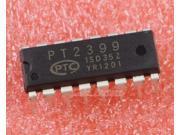 1pcs PT2399 DIP16 2399 DIP-16 PTC Echo Audio Processor Guitar IC