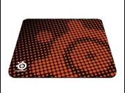 SteelSeries QcK Gaming Mouse Pad (Heat Orange)