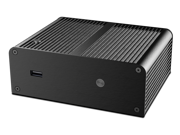 Akasa Newton L (A-NUC12-A1B) compact fanless case for Intel® NUC with Celeron® Processor (BLKDN2820FYB / DN2820FYKH)