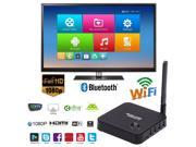 F6 Smart TV Box Full HD 1080P Android 4.4 Quad Core 1.3GHz RAM:1GB/ROM:8GB KODI Media Player