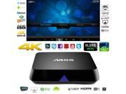 M8S Smart TV Box 4K Ultra HD Android 4.4 Quad Core 2.0GHz RAM:2GB/ROM:8GB KODI Media Player