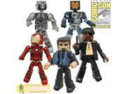 SDCC 2015 Exclusive Avengers Age of Ultron Marvel Minimates Set of 5