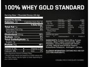 Optimum Nutrition 100% Whey Gold Standard, Strawberry 2.07 lb