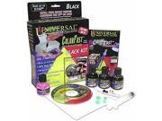 New High Quality Universal Printer BLACK Colorfast Inkjet Refill Kit w/ Up to 7 Refills