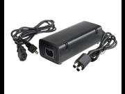 JBM® power supply charger power cord AC adapter slim 12v for Microsoft Xbox 360 Slim