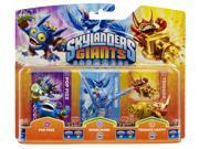 Skylanders Giants Triple Pack A (Pop Fizz and Whirlwind and Trigger Happy)