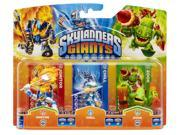 Skylanders Giants Triple Pack B (Chill and Zook and Ignitor)