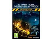 Planetary Annihilation Early Access Edition