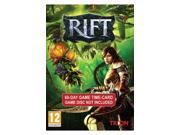 Rift - 60 Day Time Card
