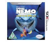 Finding Nemo - Escape to the Big Blue (Nintendo 3DS)