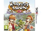 Harvest Moon - The Tale of Two Towns