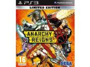 Anarchy Reigns - Limited Edition