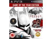 Batman Arkham City GOTY Game Of The Year Edition
