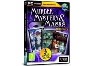 Murder, Mystery and Masks Triple Pack