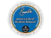 Emeril's® Jazzed Up Decaf Coffee K-Cups, 48/Box For Keurig Brewers