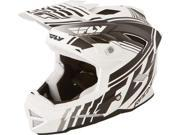 Fly Racing Default Helmet Matte White/Black M 73-9151M
