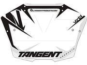 Tangent Tangent 6  Ventril Plate Blk 1936153