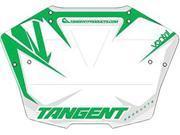 Tangent Tangent 7  Ventril Plate Grn 1901454