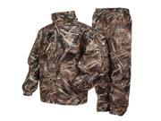 Frogg Toggs All Sports Camo Suit Max 5 Camo 2X AS1310-562X
