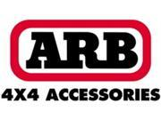 ARB 4x4 Accessories 3421500 Front&#59; Deluxe Bull Bar&#59; Winch Mount Bumper