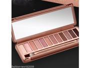 Nake 3th/2th 12 Colors Eye Shadow Palette Eyeshadow Makeup Brush Nude Noble