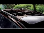 Genuine 2008 - 2013 Toyota Highlander Hybrid Roof Rack Cross Bars