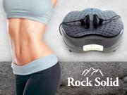 Rock Solid RS2000 Vibration Fitness Machine