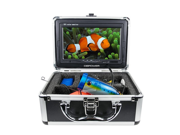 """7"""" Color LCD HD Underwater Video Camera System 600TV Lines Fishing Fish Finder"""