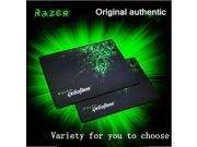 Razer gaming mouse pad 300*250*3mm locking edge mouse mat Control version DOTA2,starcraft,league of legend