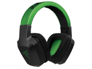 Gaming Headset Razer Electra Expert Gaming Headphones Headband Overear Black &Green PC Computer Dota 2