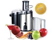 Heaven Fresh NaturoPure™ Powerful Deluxe Juicer Stainless Steel HF3022