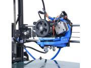 LulzBot Flexy Dually Dual Extruder Tool Head for TAZ