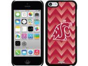 Coveroo iPhone 5C Black Thinshield Snap-On Case with Washington State Gradient Chevron Design