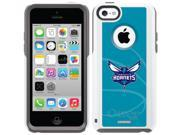 OtterBox iPhone 5C Glacier Commuter Series Case with Charlotte Hornets Basketball Design by Coveroo