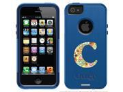 OtterBox iPhone 5/5S Night Sky Commuter Series Case with Pretty Prints C Design by Coveroo