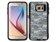 OtterBox Samsung Galaxy S6 Black Commuter Series Case with Digicamo Light Design by Coveroo