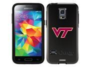 OtterBox Samsung Galaxy S5 Mini Black Symmetry Series Case with Virginia Tech VT Design by Coveroo